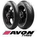 Avon 3D Ultra EVO AV79 Front 120/60 ZR17 55W