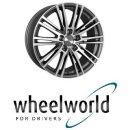 Wheelworld WH18 8X18 5/112 ET35 Daytona Grau...