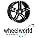 Wheelworld WH11 7,5X17 5/112 ET35 Schwarz Hochglanzpoliert