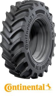 Continental Tractor 85 340/85 R24 125A8/122B