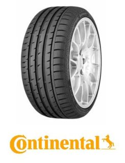 Continental SportContact 3 FR 235/40 R19 92W