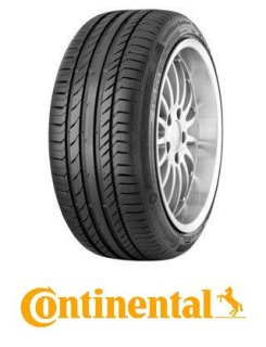 Continental SportContact 5 MO FR 255/45 R17 98Y