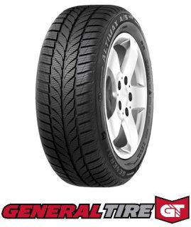 General Tire Altimax A/S 365 195/55 R16 87V