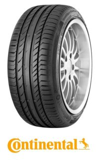 Continental SportContact 5 SUV MO FR 275/50 R20 109W